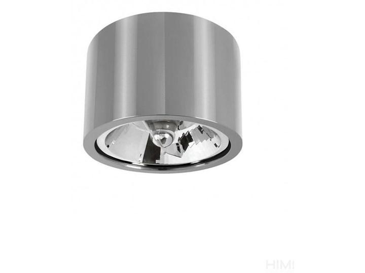 CHLOE AR111 GU10 Metalica IP20 okrągła srebrny chrom nieruchoma