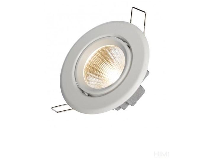 FIALE II 6W COB 38st 230V NW OCZKO LED pierścień białe