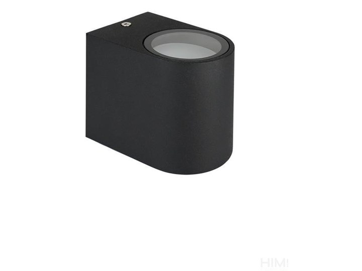 TORRE GU10 x1 IP54 black
