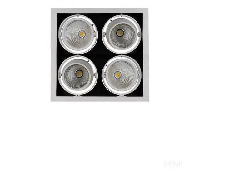 MODERN-DAY 4x1LED COB CITIZEN 40st 230V 4x27W IP20 WW DOWNLIGHT SQUARE + zasilacz & !!