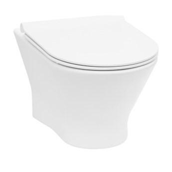 Roca Nexo miska WC wisząca Rimless Maxi Clean A34664L00M