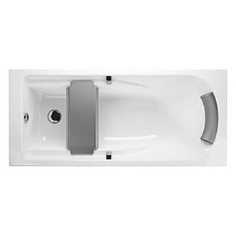 Koło Comfort Plus wanna prostokątna 160x80 cm z uchwytami XWP1461000