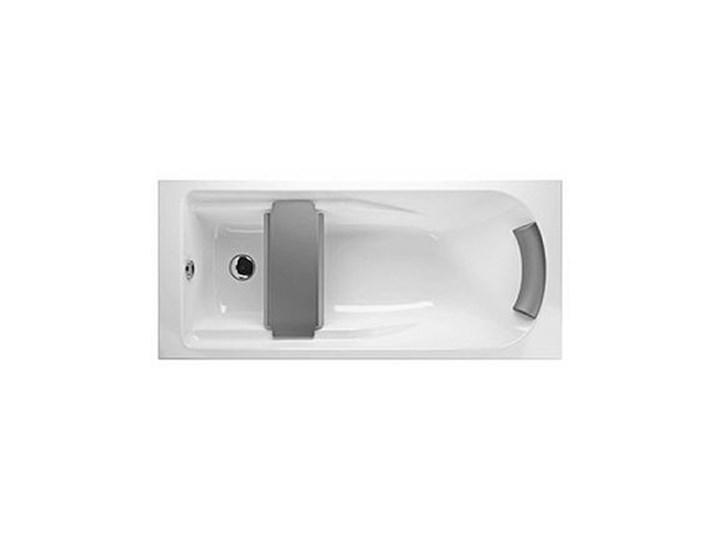 Koło Comfort Plus wanna prostokątna 180x80 cm bez uchwytów XWP1480000 Symetryczne Akryl Kategoria Wanny
