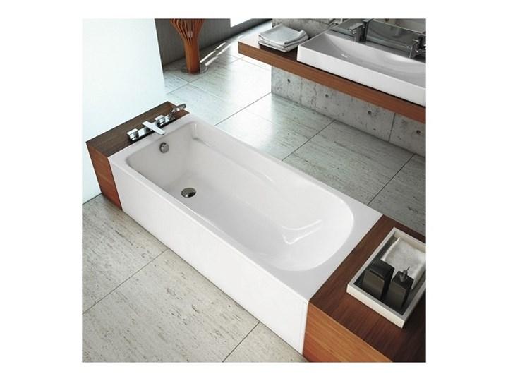 Koło Comfort Plus wanna prostokątna 180x80 cm bez uchwytów XWP1480000 Kategoria Wanny Symetryczne Akryl Kolor Biały