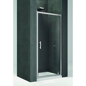 Novellini Kali G drzwi prysznicowe 75 cm KALIG721B