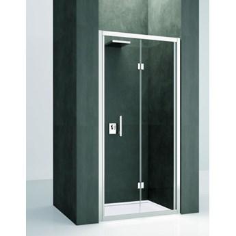 Novellini Kali S drzwi prysznicowe 80 cm KALIS751B