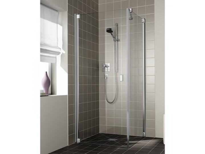 Kermi Raya kabina prysznicowa kwadratowa 90 cm lewa RA1KL09020VPK+RATOR09020VPK Kategoria Kabiny prysznicowe Przyścienna Rodzaj drzwi Uchylne
