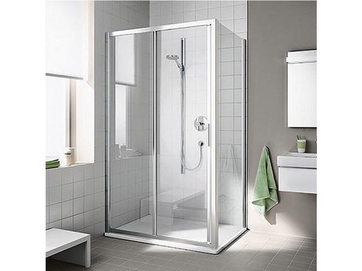 Kermi Cada XS kabina prysznicowa prostokątna 110x90 cm lewa CKG2L11020VPK+CKTWD09020VPK Przyścienna Kategoria Kabiny prysznicowe