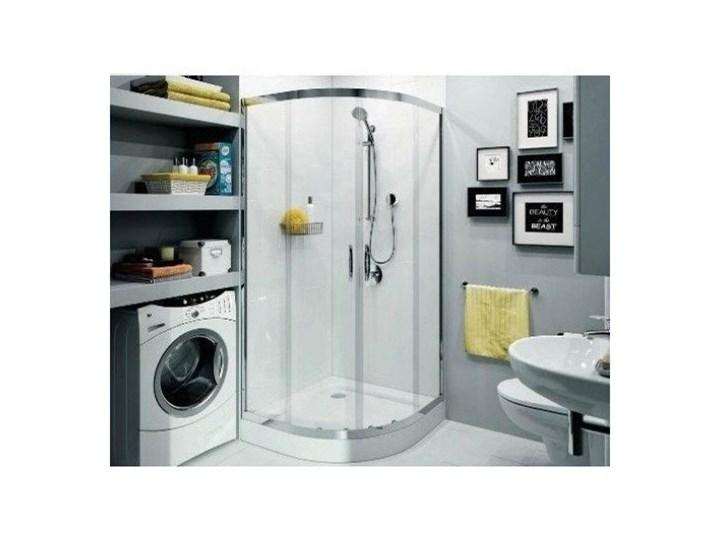 Koło Rekord kabina prysznicowa półokrągła 90 cm PKPG90222003 Narożna Wysokość 185 cm Kategoria Kabiny prysznicowe