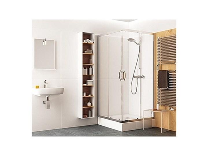 Koło Rekord kabina prysznicowa kwadratowa 80 cm PKDK80222003 Wysokość 185 cm Kategoria Kabiny prysznicowe