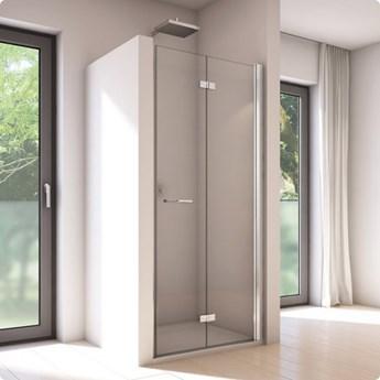Sanswiss Solino drzwi prysznicowe 80 cm prawe SOLF1D0805007