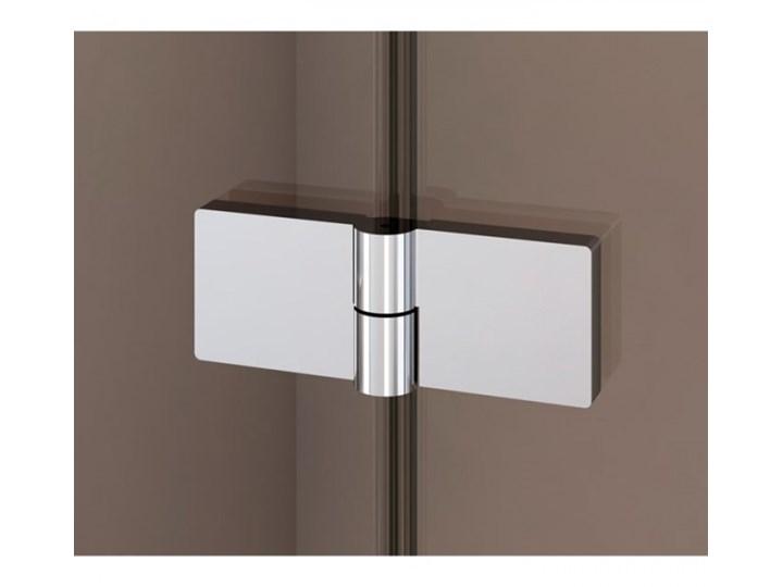 Sanswiss Solino kabina prysznicowa kwadratowa 80 cm prawa SOLF1D0805007+SOLT108005007 Prostokątna Narożna Przyścienna Rodzaj drzwi Uchylne Kategoria Kabiny prysznicowe