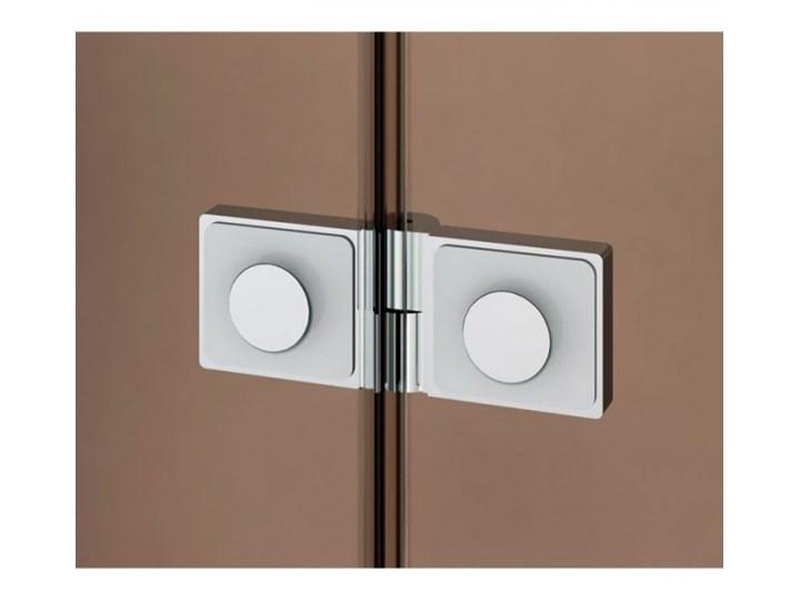 Sanswiss Solino kabina prysznicowa kwadratowa 80 cm prawa SOLF1D0805007+SOLT108005007 Przyścienna Narożna Prostokątna Rodzaj drzwi Uchylne Kategoria Kabiny prysznicowe