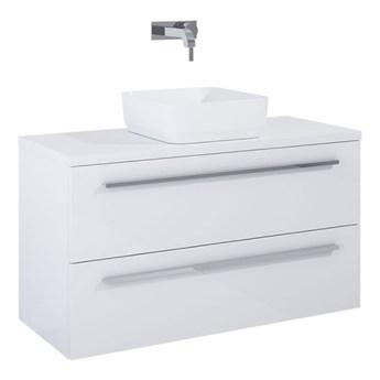 Elita Meble Kwadro Plus White szafka podumywalkowa 100 cm 166714