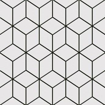 Egen Alhambra Negro płytka podłogowa 25x25 cm
