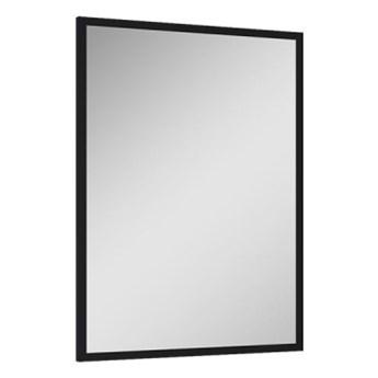Elita Meble lustro 60x80 cm czarna rama 19 mm 167581