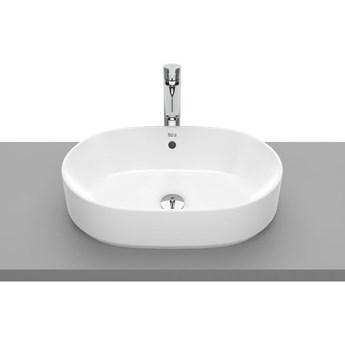 Roca Alter umywalka nablatowa owalna 55x39 cm Maxi Clean A3270Y100M