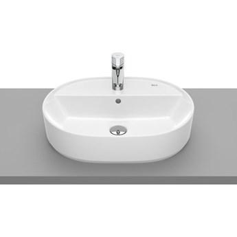 Roca Alter umywalka nablatowa owalna 55x40 cm Maxi Clean A3270Y000M
