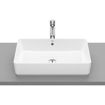 Roca Alter umywalka nablatowa prostokątna 60x37 cm Maxi Clean A3270Y200M