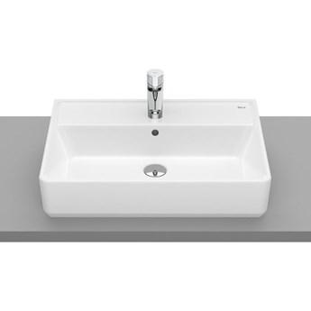 Roca Alter umywalka nablatowa prostokątna 60x42 cm Maxi Clean A3270MN00M