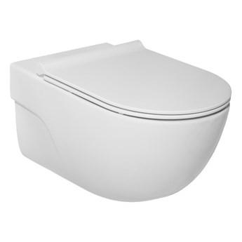 Roca Meridian muszla WC wisząca Rimless Maxi Clean A34624L00M