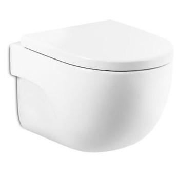Roca Meridian Compacto muszla WC wisząca Rimless A346244000