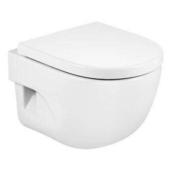 Roca Meridian Compacto muszla WC wisząca Maxi Clean A34624800M