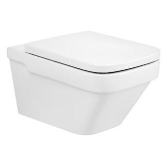 Roca Dama-N miska WC wisząca Rimless Maxi Clean A34678L00M