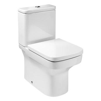 Roca Dama-N miska WC do kompaktu z Rimless A34278L000