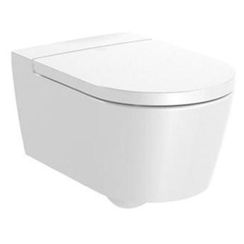 Roca Inspira Round miska WC wisząca Rimless Maxi Clean A34652700M