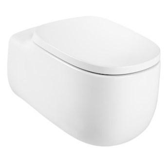 Roca Beyond miska WC wisząca Rimless Maxi Clean A3460B700M