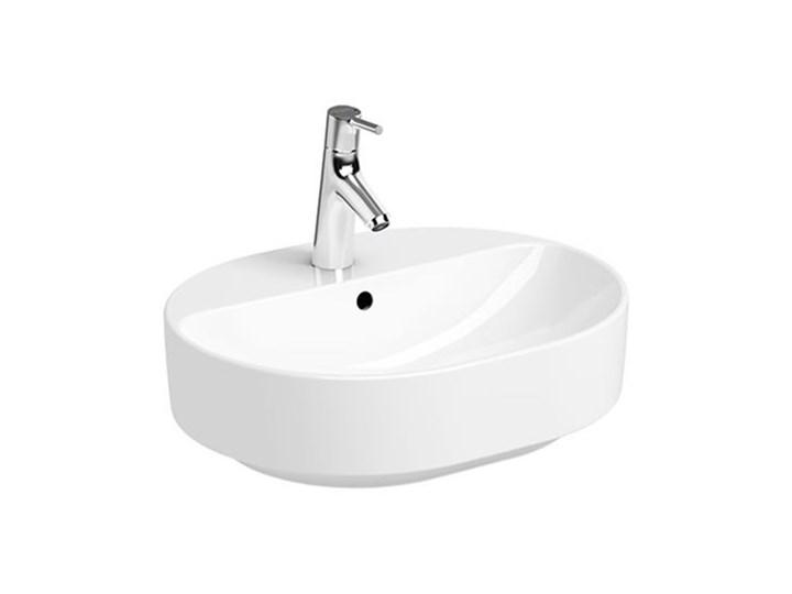 Koło Variform umywalka nablatowa 50x40 cm 500.775.01.6 Kategoria Umywalki Owalne Nablatowe Kolor Szary