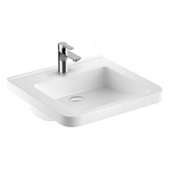 Koło Nova Pro Bez Barier umywalka dla osób niepełnosprawnych 55 cm bez przelewu 501.568.01.1