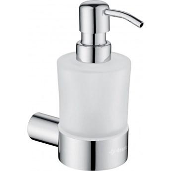 Deante Round dozownik ścienny mydła chrom ADR 0421