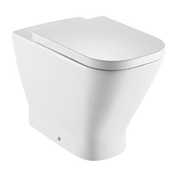 Roca Gap Square miska WC stojąca Rimless A347737000