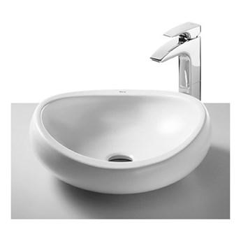 Roca Urbi 1 umywalka nablatowa okrągłą 45 cm Maxi Clean A32722500M