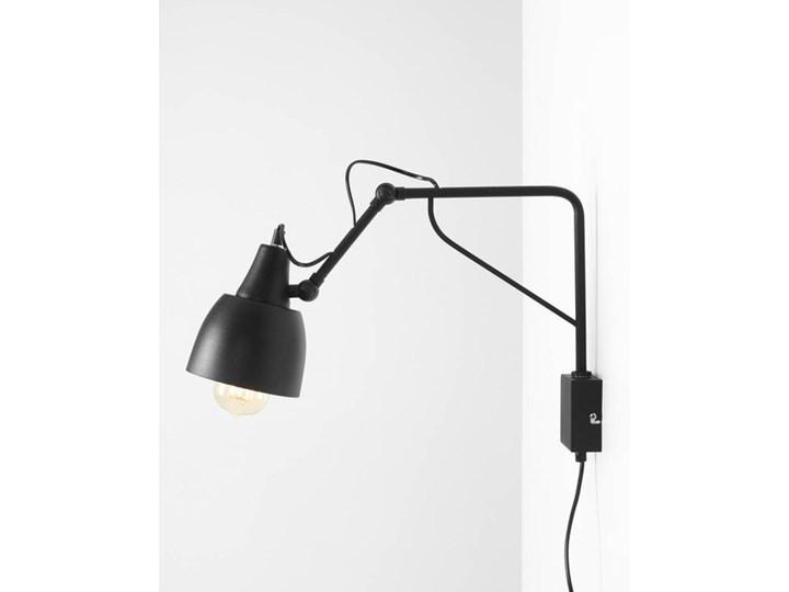 Metalowy kinkiet Spider Short z wtyczką do gniazdka Biały Stal Żyrandol Lampa pająk Ilość źródeł światła 4 źródła Lampa LED Kategoria Lampy wiszące