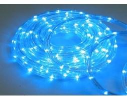 Wąż świetlny LED Rope Light diody niebieskie 24szt/m 248-007 MK Ilumination_DARMOWA DOSTAWA !!!