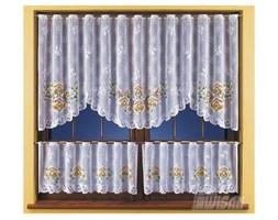 Firana Basia 3262 250x100 biała malowana Wisan_DARMOWA DOSTAWA !!!