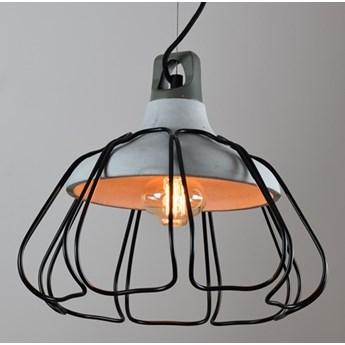 MCODO ::  Unikatowa lampa betonowa z serii Concreto Cage do każdego wnętrza