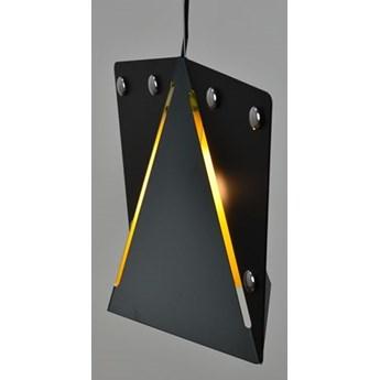 MCODO ::  Lampa wisząca Kirigami black-yellow