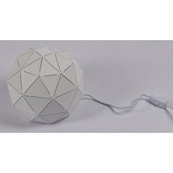 MCODO ::  Lampa stołowa KOHINOOR white z kolekcji lamp Diamond