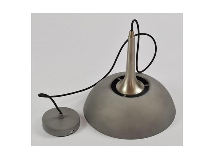 MCODO ::  Oryginalna lampa wisząca Spectrum L z kolekcji lamp loftowych Lampa inspirowana Beton Stal Styl Industrialny
