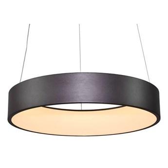 MCODO ::  Designerska lampa led Cosmo rp  60cm w kolorze metalicznym mocca 36W barwa ciepła