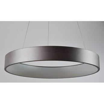 MCODO ::  Designerska lampa led Cosmo Rp  80cm w kolorze metalicznym mocca 96W