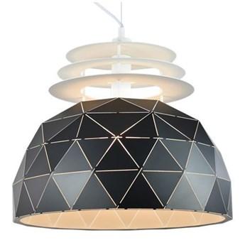 MCODO ::  Designerska lampa wisząca Oslo w wersji S black 40cm w skandynawskim stylu