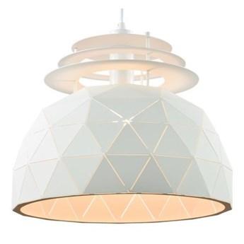 MCODO ::  Oryginalna lampa wisząca Oslo w wersji S white 40cm w skandynawskim stylu