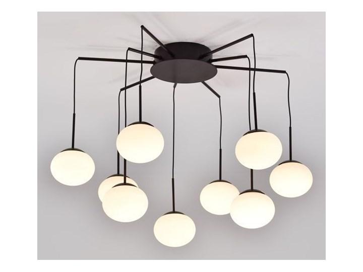 MCODO ::  Klimatyczna lampa ADELE o mocy 40W z ciepłą barwą 3000K Nowość Szkło Lampa LED Lampa z kloszem Styl Nowoczesny