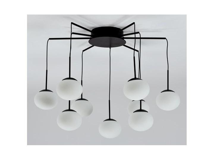 MCODO ::  Klimatyczna lampa ADELE o mocy 40W z ciepłą barwą 3000K Nowość Lampa LED Szkło Lampa z kloszem Styl Nowoczesny