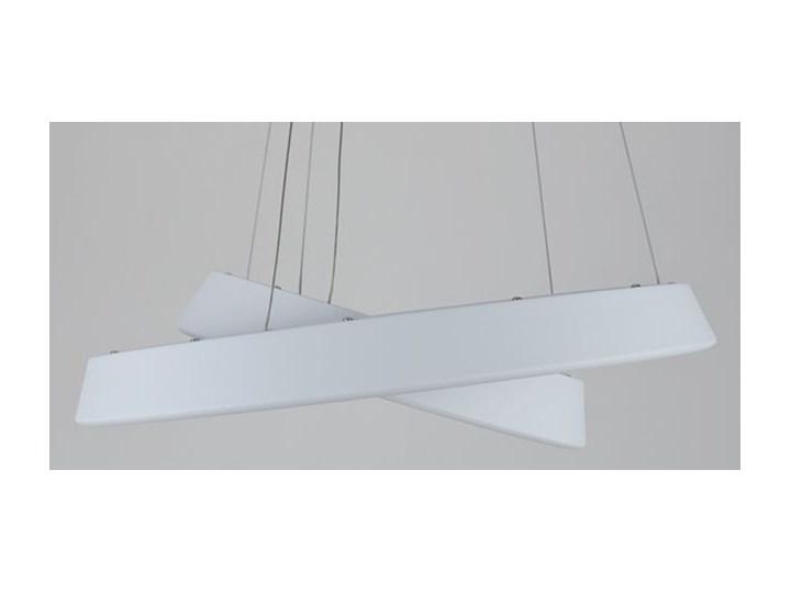 MCODO ::  Ultranowoczesna lampa led  Orbit rp2  barwa ciepła 3000K Lampa inspirowana Metal Tworzywo sztuczne Kategoria Lampy wiszące